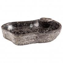 Pesuallas GemLook GL 239, marmori, tasolle asennettava, ei hananreikää, 530 x 380 x 110 mm