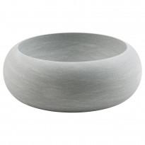 Pesuallas GemLook GL 387, zeoliittia, tasolle asennettava, ei hananreikää, 400 x 400 x 150 mm