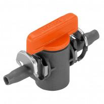 Sulkuventtiili Gardena Micro-Drip 4,6mm, 2kpl
