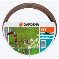 Liitäntäsarja Gardena Profi Maxflow 19mm, 2m