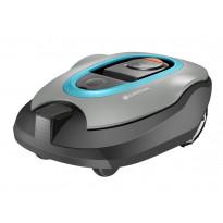 Robottiruohonleikkuri GARDENA smart, Sileno+ R160Li, 1600 m2
