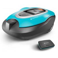 Robottiruohonleikkuri GARDENA Sileno R100Li smart