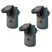 Etäohjattava pistorasia Gardena Smart Power Adapter, ulkokäyttöön, 3kpl