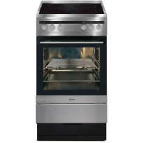 Lattialiesi Gram EK 4510-90 X 900x500x600 mm teräs keraamisella keittotasolla