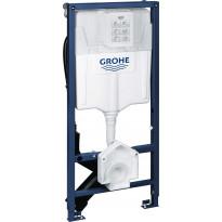 WC-järjestelmä Grohe Rapid SL Sensia Arena suihku-WC:lle