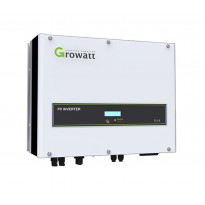 Invertteri aurinkosähköjärjestelmään Growatt 8000TL3-S