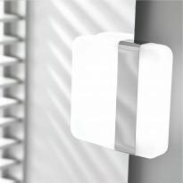 AC-LED-valaisin Focco by Grip, Bela, 15W, 199mm