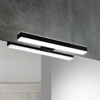 LED-valaisin Focco by Grip Veronica Black, 8W, 300mm