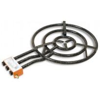 Kaasupoltin GrillSymbol B600, Ø 60 cm, lyhyillä jaloilla