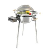 Paellapannun kansi GrillSymbol L580, Ø 56cm