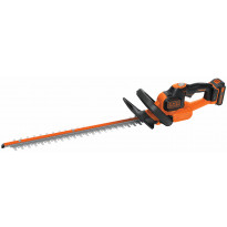 Akkupensasleikkuri, BLACK+DECKER GTC18452PC, 18V 2.0Ah, 45cm