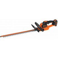 Akkupensasleikkuri, BLACK+DECKER GTC18502PC, 18V 2.0Ah, 50cm