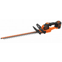 Akkupensasleikkuri, BLACK+DECKER GTC36552PC, 36V 2.0Ah, 55cm