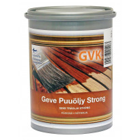 Puuöljy Geve Strong, 0,9L, pähkinä