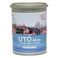 Puuöljy GVK Utö Akva, 0,9L, ruskea