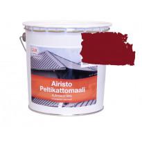 Peltikattomaali GVK, 2,7L, punainen