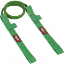 Vaihtokuminauha Gymstick Original -jumppakeppiin, Light, vihreä