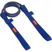 Vaihtokuminauha Gymstick Original -jumppakeppiin, Medium, sininen