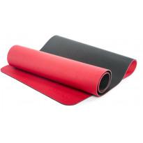 Joogamatto Gymstick Pro Yoga Mat, punainen/musta