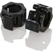 Muovilukot pump-settiin Gymstick Flip-Lock Collars, 30mm
