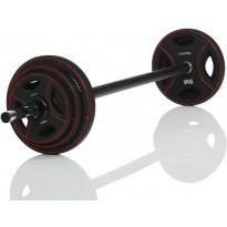 Pump-setti Gymstick Pro, 20kg