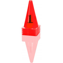Merkkikartiot Gymstick Speed Cones