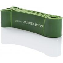 Voimakuminauha Gymstick Power Band, Extra Strong, vihreä