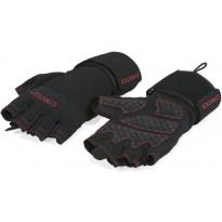 Treenihanskat Gymstick Workout gloves, S/M