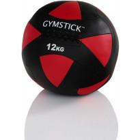 Kuntopallo Gymstick Wall Ball, 12kg