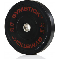 Levypaino Gymstick Bumper Plate, 20kg