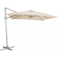 Aurinkovarjo Home4you Roma, 300x240cm, beige