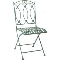Tuoli Home4you Mint, taitettava, antiikinvihreä