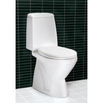 WC-istuin Hafa Floor Soft Close kannella, S-lukko