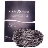 Puhdistuspallo Hafa Clean & Shine, kristallipallo