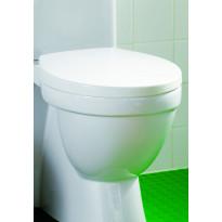 WC-istuinkansi Hafa Kioto, valkoinen