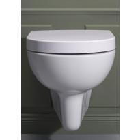 Seinä WC -istuin Hafa Wall NoRim 1273360, valkoinen, ei sisällä kantta
