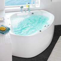 Kylpyamme Aqua 140C, 346L, 1230x1435mm