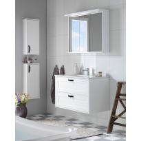 Peilikaappi Hafa Eden 900, valkoinen