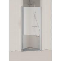 Suihkuovi syvennykseen Hafa Igloo Pro Niche, kirkas lasi, eri kokoja