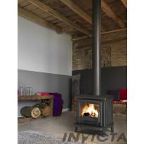 Valurautatakka Invicta Norik, 8 kW, 108 kg