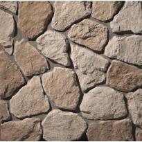 Verhoilukivi Mathios Stone Fieldstone Earth, ulkokulmaelementti, 1.25 m
