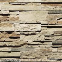 Verhoilukivi Great-Stone GS-003, ulkokulmaelementti, 2.40 m