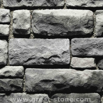 Verhoilukivi Great-Stone GS-005, ulkokulmaelementti, 2.40 m