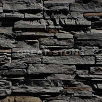 Verhoilukivi Great-Stone GS-038B, ulkokulmaelementti, 2.40 m