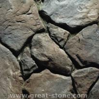 Verhoilukivi Great-Stone GS-054, ulkokulmaelementti, 2.40 m