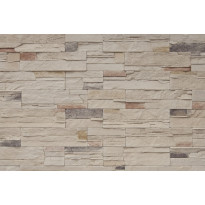 Verhoilukivi Mathios Stone Sierra Earth, myyntierä 8,4m², Verkkokaupan poistotuote