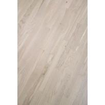 Parketti Floor Experts Tammi Country BW, 4-sauva, valkoinen mattalakka