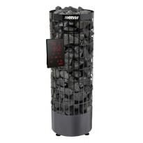 Sähkökiuas Harvia Cilindro Xenio PC70XE Black Steel, 7kW, 6-10m³, erillinen ohjaus