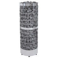 Sähkökiuas Harvia Cilindro Pro PC165E/200E, 16.6/19.8kW, 15-30m³, erillinen ohjaus, Verkkokaupan poistotuote