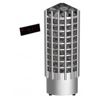 Sähkökiuas Harvia Glow Corner TRC70EE, 6.8kW, 6-10m³, erillinen ohjaus